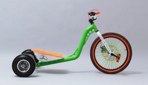 Le Trike Drift et la Trottinette rejoignent la FFRS