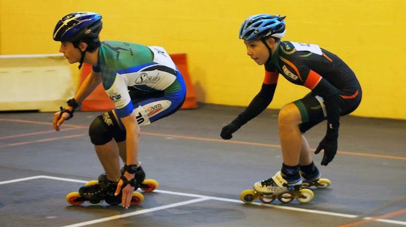 Compétition Indoor à Ballan-Miré