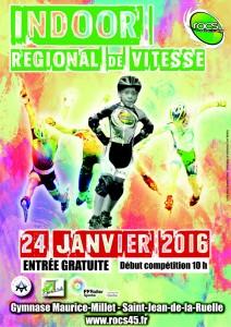 INDOOR – 4ème étape ROCS le 24 janvier 2016 Avec les résultats