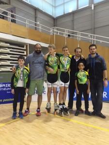Groupe ROCS au Championnat St Brieuc 2016