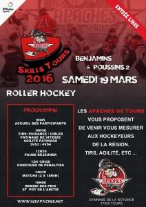 SKILLS TOURS 2016 – Les Apaches