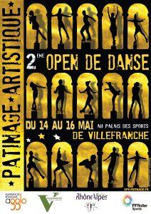 ARTISTIQUE – OPEN de Villefranche sur Saône 2016