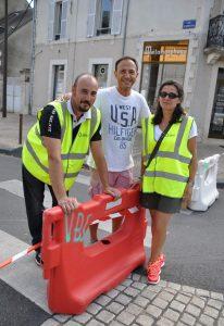 Un Instant avec les bénévoles et organisateurs des 6H de Bourges