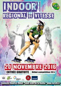 COURSE – CHALLENGE INDOOR 2016 – Saint-Jean de la Ruelle