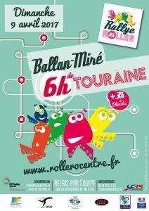 RALLYE 2017 – 3/6H de TOURAINE – Ballan-Miré