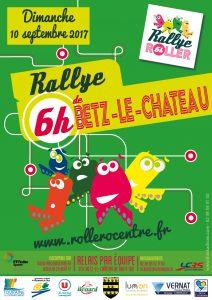 RALLYE 2017 – BETZ-LE-CHATEAU la dernière étape 2017 – avec tous les résultats