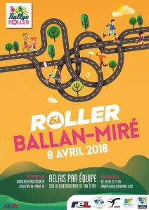 RALLYE 2018 – 3/6H de TOURAINE – Ballan-Miré avec les résultats