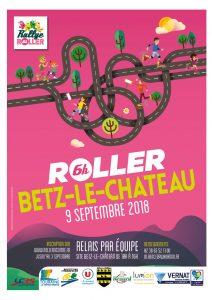 RALLYE 6H Roller – BETZ-LE-CHATEAU Avec les Listes