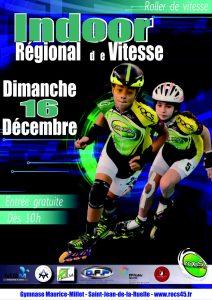 COURSE – Indoor 2018-2019 – Etape du ROCS – Saint Jean de la Ruelle