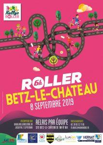 RALLYE 6H ROLLER 2019 – ETAPE DE BETZ-LE-CHATEAU Avec les résultats