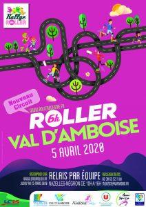 RALLYE 6H ROLLER 2020 – VAL D'AMBOISE 5 Avril 2020