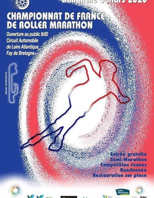 COURSE – France Marathon de Fay de Bretagne – 8 mars 2020